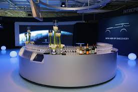 new car launches eventsGiven the overarching theme of discovery and outer space travel a