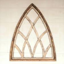 wall gate decor beautiful idea arched wall decor together with wood cathedral window antique farmhouse metal wall gate decor
