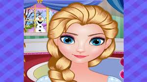 disney frozen game elsa makeup for kids hd 2017