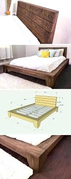 diy childrens bedroom furniture. Diy Bedroom Furniture Rustic  Platform Bed Beds Frame Reclaimed Wood . Childrens E