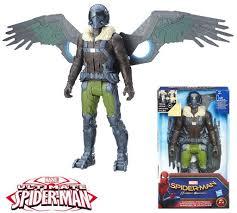 Hasbro Spiderman Figure Villain <b>Electronic</b> 30 Cm <b>180 gr</b>