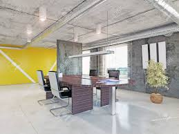 office design concept. Modern Office Interior. 3d Design Concept Stock Photo - 33170370 U