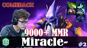 miracle dark seer offlane comeback is real dota 2 pro mmr