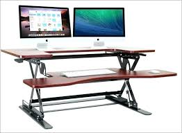 adjustable standing desk attachment. Delighful Adjustable Adjustable Standing Desk Attachment  Looking For  Conversion Intended Attachment E