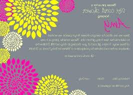 Birthday Card Shower Invitation Wording Invitation To A Baby Shower Wordinginvitation To A Baby Shower