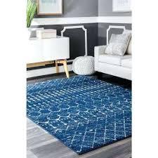 blue runner rug blue blue striped runner rug