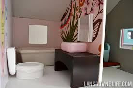 diy doll furniture. DIY Dollhouse Bathroom Furniture Diy Doll S