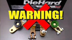 warning automotive battery disconnect switches warning automotive battery disconnect switches