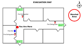 Evacuation Plan Sample Evacuation Plan Template Template Business