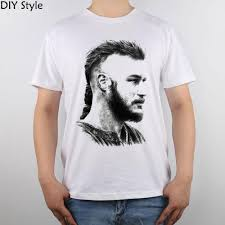 Ragnar T Shirt Design Ragnar Lothbrok Ragnar Lodbrok Pop Art T Shirt Top Pure Cotton Men T Shirt New Design High Quality Shirts For Men Shirt Design From Quhai 33 32