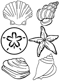 Amazing Beach Printable Coloring Pages 44 With Additional Line
