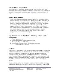 enterprise architecture maturity assessment iteration   15