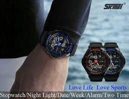 mens military watch sports watches 2 time zone digital quartz mens military watch sports watches 2 time zone digital quartz chronograph jelly silicone swim dive watch multifunction electronic watches cheap designer
