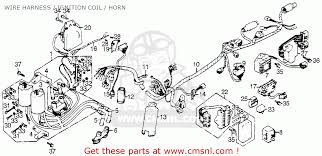 g l l1000 wiring diagram wiring diagram honda gl1000 goldwing 1976 usa wire harness ignition coil horn 1975 honda goldwing 1000 wiring diagram
