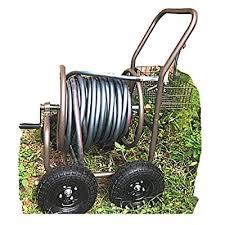 heavy duty garden hose 200 ft metal