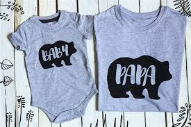 fathers day gifts for first time dads matching shirts