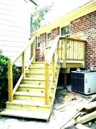 diy stair railing ideas rustic terrific new stock outdoor home interior