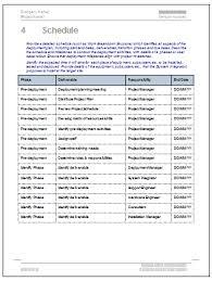 Software Implementation Plan Template Excel Software Implementation Plans Rome Fontanacountryinn Com