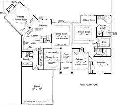 Best 25 Single Story Homes Ideas On Pinterest  2200 Sq Ft House Open Floor Plans For One Story Homes