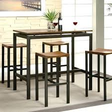 high dining table set high dinning room tables lovable tall breakfast table set counter high dining