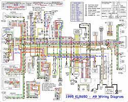 kawasaki klr650 motorcycle wiring diagrams alfa romeo spider club kawasaki klr650 motorcycle wiring diagrams