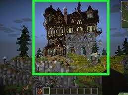 Eine Burg In Minecraft Bauen Wikihow
