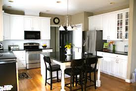 white fridge in kitchen. here\u0027s white fridge in kitchen