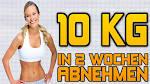 wie viel kilo kann man in 10 tagen abnehmen