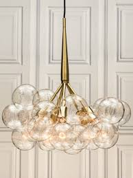 elegant globe chandelier for your home lighting idea retro glass globe chandelier brass clear for