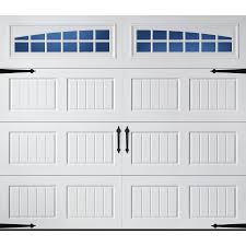 garage door windows kitsTips Garage Door Insulation Lowes With Window For Better Garage Idea