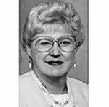 Betty McCALISTER Obituary (1931 - 2018) - Dayton, IN - Dayton ...