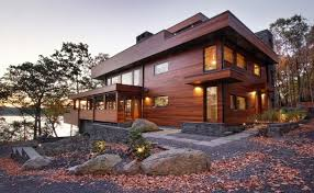 rustic modern residential architecture. Unique Residential Posted On Tue April 26 2016 By Rebecca Paul In Architecture Upstate Rustic Modern Residential Architecture E