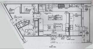 Autocad For Kitchen Design Restaurant Kitchen Design Layout Samples Miserv