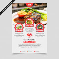 Dinner Flyer Vectors Photos And Psd Files Free Download