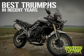 the history of triumph motorcycles lowbrow customs blog