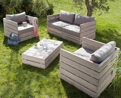 ... Amazing Wood Pallet Outdoor Furniture