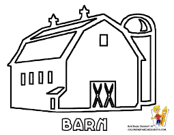 Tractor Coloring Page Easy With Earthy Tractor Coloring Pages Farm