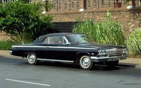 1962 Chevrolet Impala - Information and photos - MOMENTcar