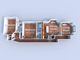 Lauffer Apartment Granite Student Living 2 Bedroom