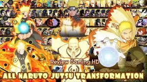 All Naruto Jutsu Transformation - Bleach Vs Naruto 3.3 Modded (2021) in  2021 | Naruto games, Naruto, Download free movies online