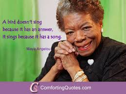 Maya Angelou Famous Quotes Cool Maya Angelou And The Internet's Stamp Of Approval The New Yorker