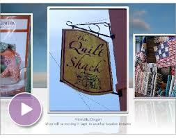 Woolie Mammoth: The Quilt Shack &  Adamdwight.com