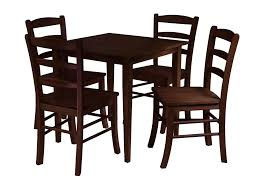 Round Kitchen Table Set For 4 A Complete Design For Small Family Small Kitchen Table And Four Chairs