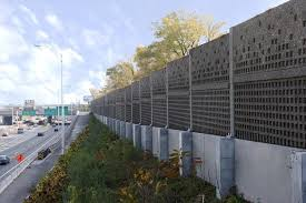 sound barrier walls. Whisper Wall Highway Noise Barrier Sound Walls R