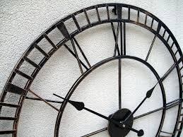new oversized rustic wall clocks clock large blogtipsworld com nice rustic wall clock large