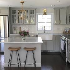 Beautiful Kitchens Pinterest Bespoke Kitchens And On Pinterest Contemporary Gray Kitchen