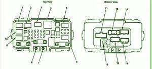 rear window defogger relaycar wiring diagram page 2 2008 honda crv centralfuse box diagram