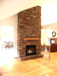 interior rock wall panels faux stone veneer home depot outdoor
