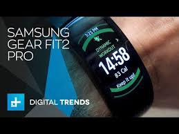 Gear Fit 2 Pro Size Chart Samsung Gear Fit 2 Pro Hands On Review