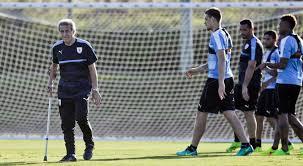Resultado de imagen para uruguay tabarez 2018